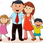 14662183-Happy-family-Stock-Vector-cartoon