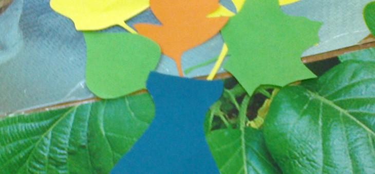 конкурс «Осенняя мозаика»