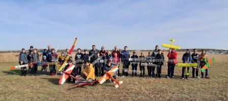 Региональные соревнования по авиамодельному спорту в классе свободнолетающие модели самолетов