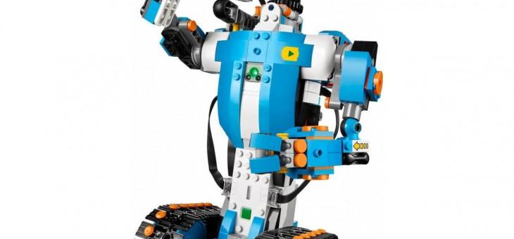 Oнлайн-конкурс «Мой первый лего-робот».